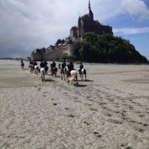 Randonnée de Cancale au Mont Saint Michel