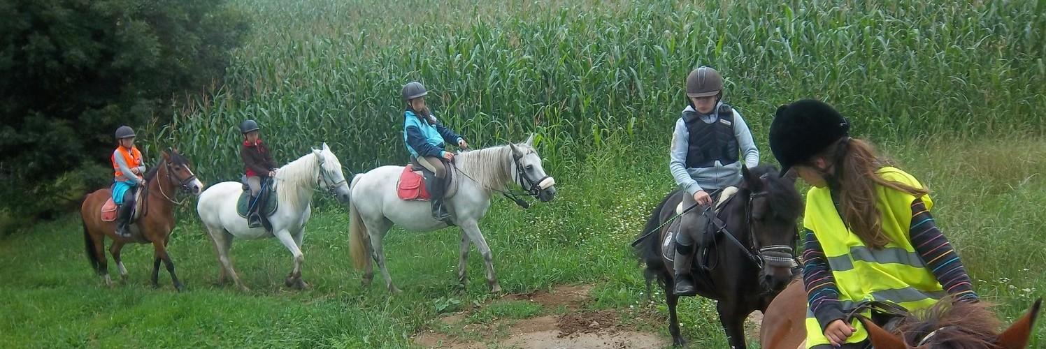 Initiation randonnée enfants, pays de Becherel